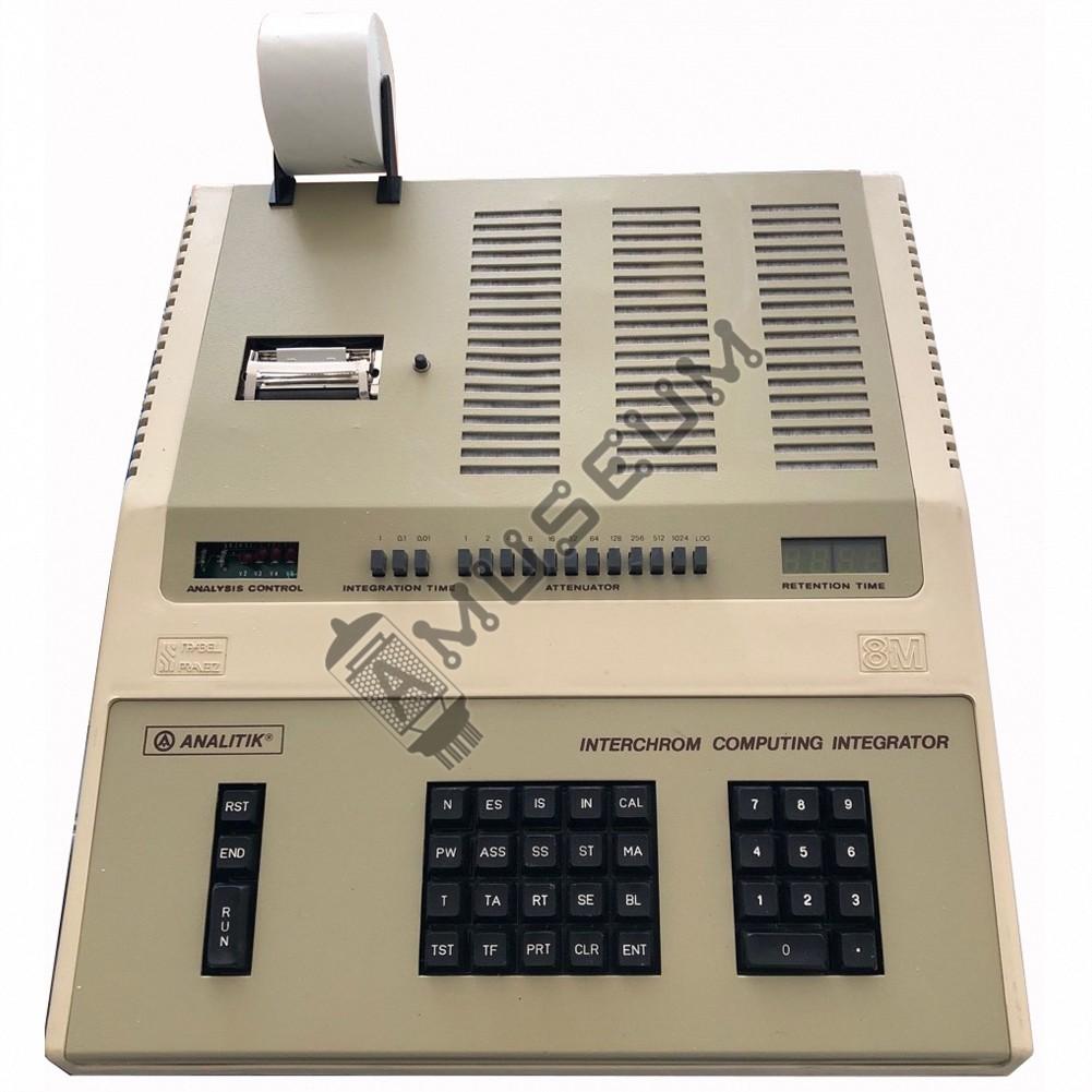 Правец 8М Микропроцесорен Изчисляващ Интегратор