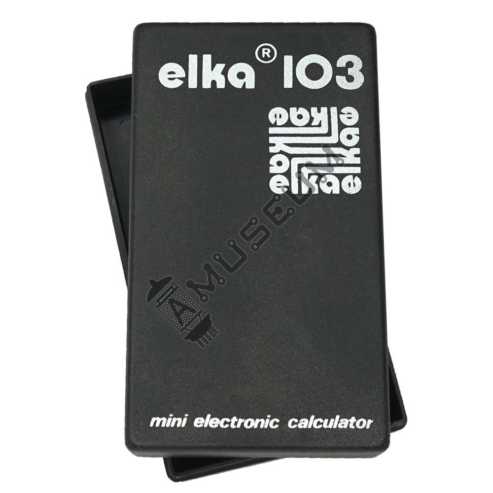 Елка 103