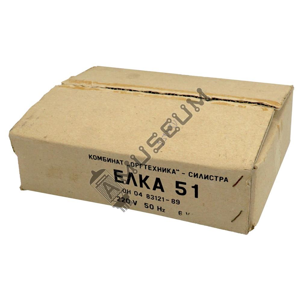 Елка 51