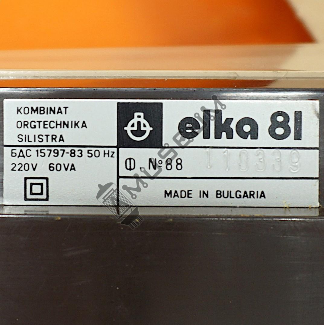 Елка 81