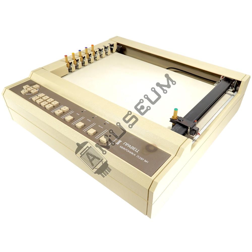 Plotter Mikronika p297m1 STAEDTLER Plot 32 BG 03