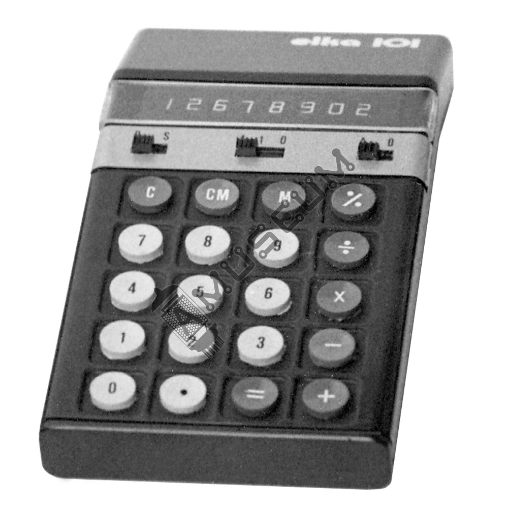 Елка 101 прототип